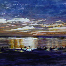 Susan Duda - Green Key Sunset