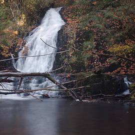 Green Peak Falls by Margaret Pitcher