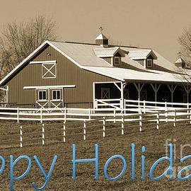 Tina M Wenger - Greetings Nine Farm