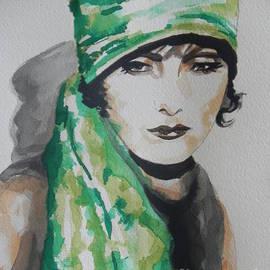 Chrisann Ellis - Greta Garbo