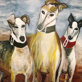 Leslie Manley - Greyhounds