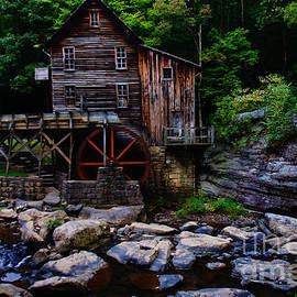Timothy Connard - Grist Mill at Summer