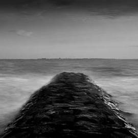 Mark Iommi - Groyne on Elwood Foreshore