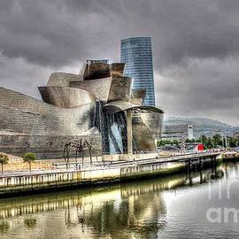 Ines Bolasini - Guggenheim Museum Bilbao