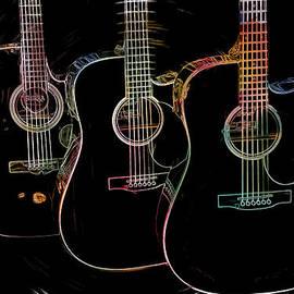 Athena Mckinzie - Guitar Satin Paint