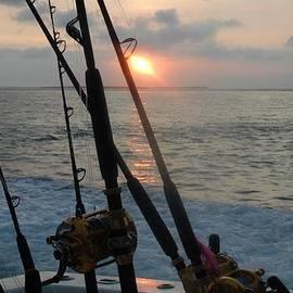 Gulf Stream Sunrise II by Broken  Soldier