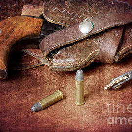Guns And Ammo by Cindy Singleton