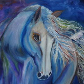 Gypsy Shadow by Jenny Lee