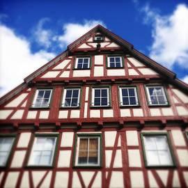 Half-timbered house 05
