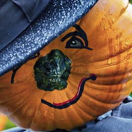 Halloween Pumpkin 02 by Thomas Woolworth