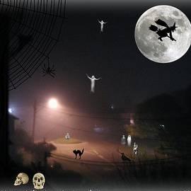 Halloween Spooks by Leanne Seymour