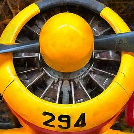 Hamilton Standard Propeller  by L Wright