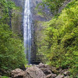 Brian Harig - Hanakapiai Falls - Kalalau Trail Kauai Hawaii