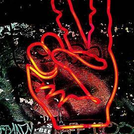Ed Weidman - Hand Of Peace