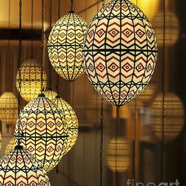 Ivy Ho - Moroccan Lanterns