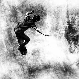 Hang Time by Mick Logan