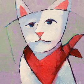 Lutz Baar - Hanky Cat
