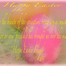 Debra     Vatalaro - Happy Easter Card