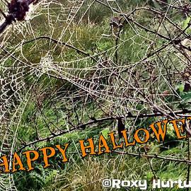Happy Halloween Web by Roxy Hurtubise