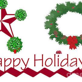 Tina M Wenger - Happy Holidays Two