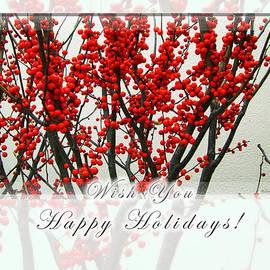 Xueling Zou - Happy Holidays