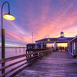Harbor Lights by Debra and Dave Vanderlaan