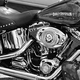 Laura Fasulo - Harley Davidson Monochrome