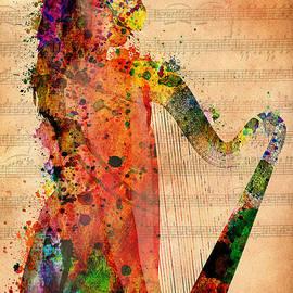 harp by Mark Ashkenazi