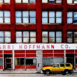 David Blank - Harri Hoffmann Co
