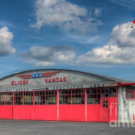 Clarence Holmes - Harris Hill Glider Hangar I