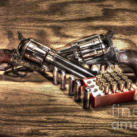 Paul Mashburn - Hartford and Ruger Colt Replicas