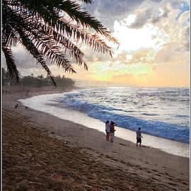 Hawaii Beach by Lars Lentz