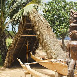 Hawaiian Ki'i by Sharon Mau