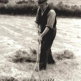 Peter Sandilands - Haymaking in Wales