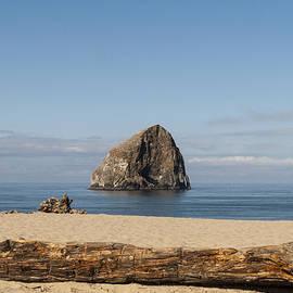 Haystack Rock 2 - Pacific City Oregon Coast by Brian Harig