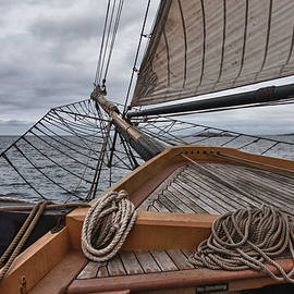 Heading out by Jeff Folger