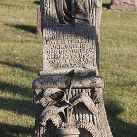 Kathy Cornett - Headstone in Corydon Iowa Cemetery