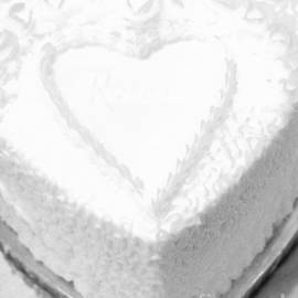 Heart Cake by Kathleen Struckle