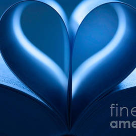 Heart-shaped Pages, Book by Jens C. Schmitz