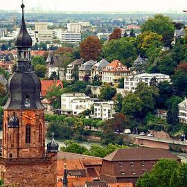 Jean Hall - Heidelberg