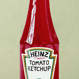 Heinz Ketchup by Alacoque Doyle