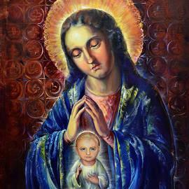 Help in Birth. Prayer for Ukraine by Natalia Lvova
