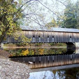 Catherine Gagne - Hemlock Covered Bridge