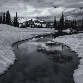 Mike  Dawson - Hidden Beneath the Clouds
