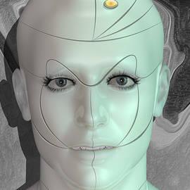 Robot pleasure by Quim Abella