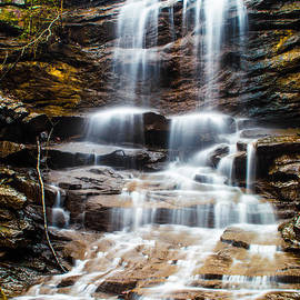 Parker Cunningham - High Falls at Moss Rock Preserve