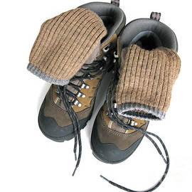 Ann Horn - Hiking Boots
