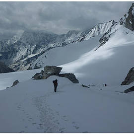 Kedar Munshi - Himalayan Pass