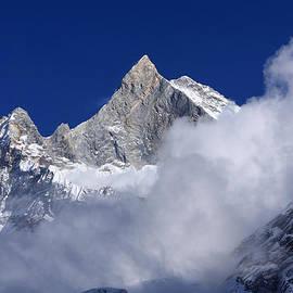 Aidan Moran - Machhapuchchhre Mountain Peak