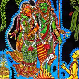 Hindu God Tirupati Balaji Wedding by Asp Arts